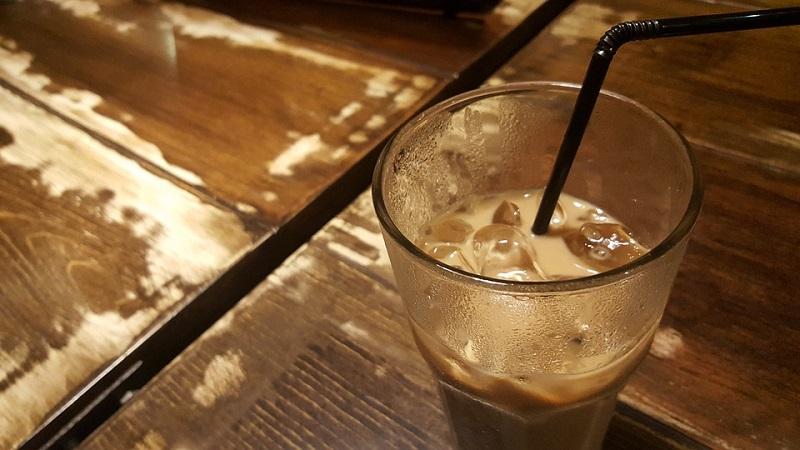 Kaffee als Cocktail