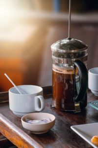 French Press Kanne
