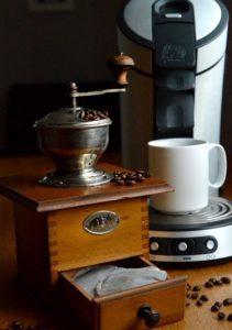 Maschine für Kaffee Pads