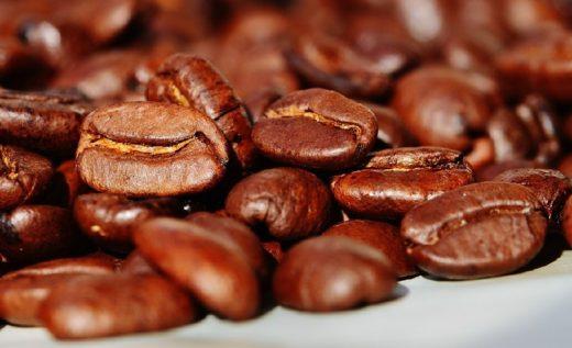 Kaffeebohnen, geeignet für Espresso