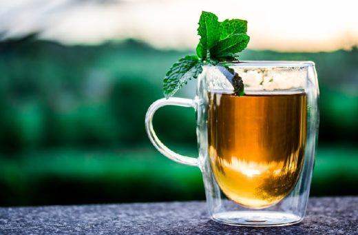 Tee ist ein guter Ersatz für Kaffee
