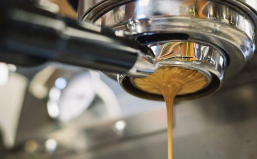Espresso mit Siebdruck zubereiten