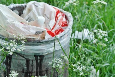 Recycling von Müll